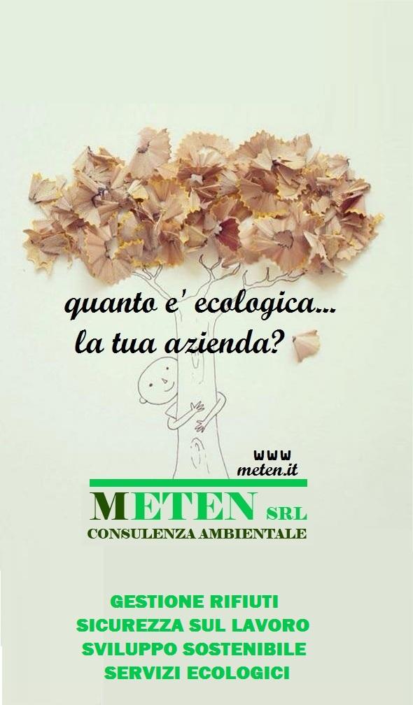 consulenza ambientale milano Meten