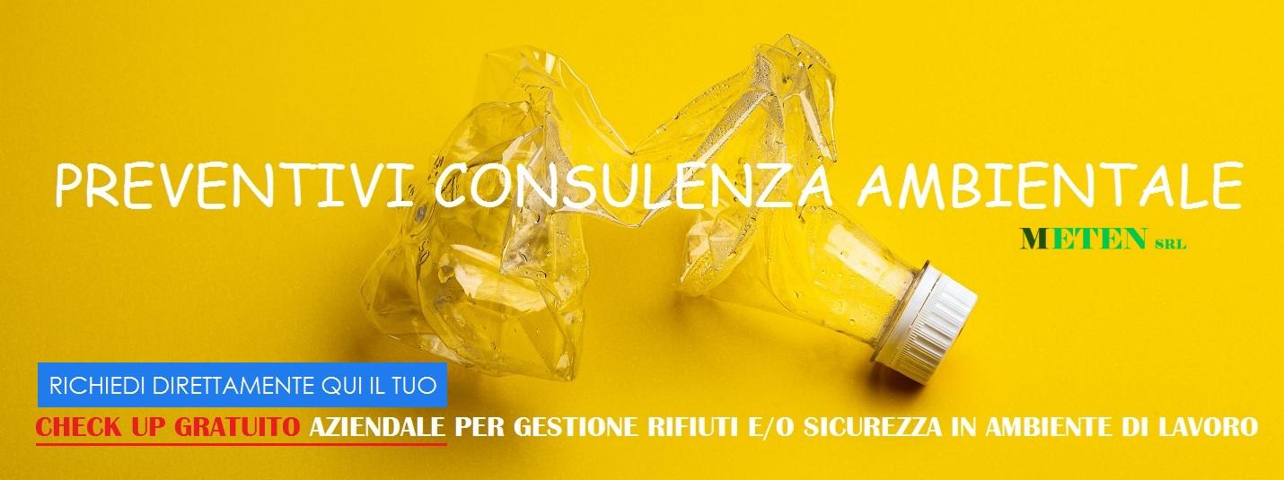 preventivi consulenza ambientale Milano